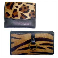 Plain Leather Wallets