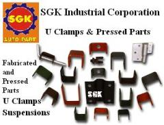U Clamps & Fabricated Parts
