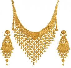 Bridal Gold Jewelry