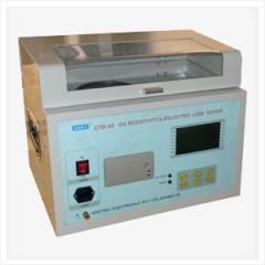 Oil Resistivity Test System