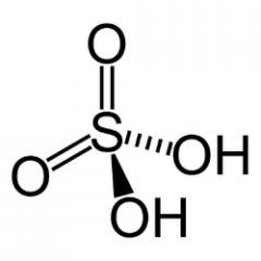 Sulphuric Acid - Pure