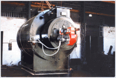 Oil / Gas Fired Hot Air Generator
