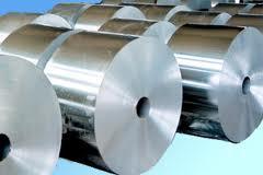 Bare Aluminium foil