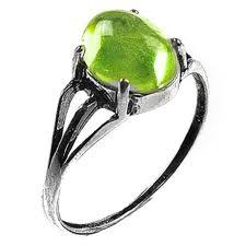 Ring Gemstone Jewelry