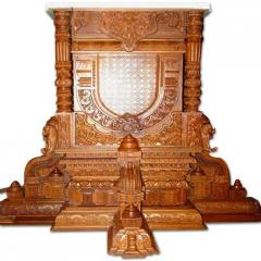 Wooden Carving Work