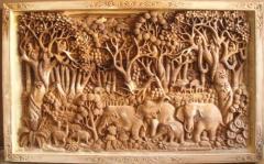 Thai Wooden Carvings