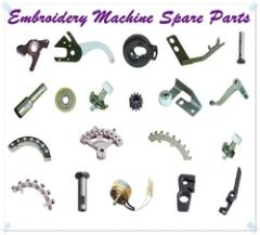 Embroidery Machine Spare Parts