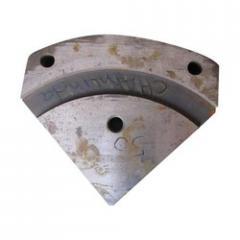 Triangular CNC Dies
