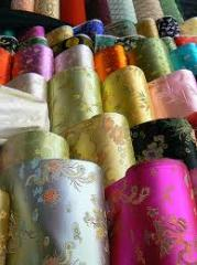 China Silk fabrics