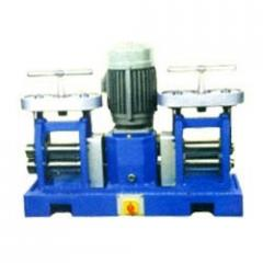 Rolling mills double head compacts