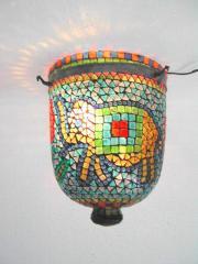 Oil lamp, gi - 166 - 9