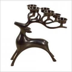 Reindeer Stocking Holders Indian Handicrafts