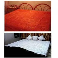 Applique Bed Spreads (Home Furnishing)
