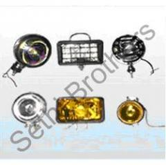 HEAD LIGHT & FOG LAMPS ACTROS