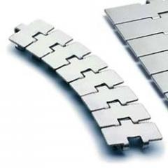 Slat Bent Chain
