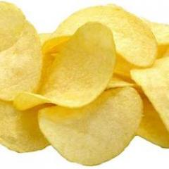 Dried Potato Chips