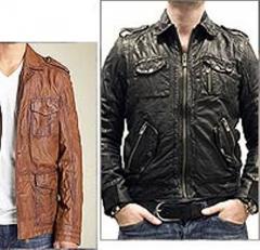 Leather Garmet & Outerwear