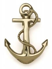 Ship anchors