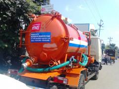 Sewer Suction And Jetting Machine