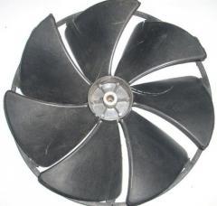 Mould For AC Fan