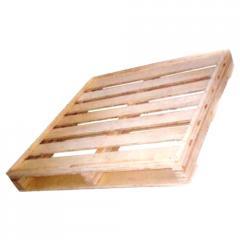 Two Way Storage Wooden Pallet