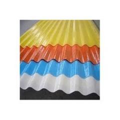 FRP Plain & Corrugated Sheets