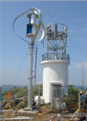 3 KW vertical Axis wind turbines