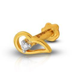 Asmi Diamond Nosepin ADJ00063