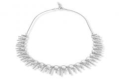 Platinum Necklace N-71460