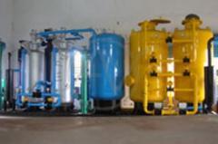 Nitrogen Gas Generators By PSA (Pressure Swing