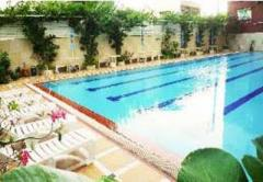 Ozone Generator in Swimming Pool Water Treatment