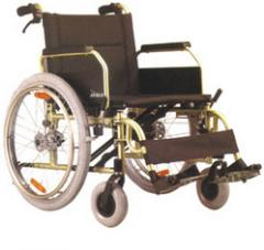 Economy Steel Manual Wheelchair