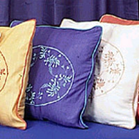 Embroidered Home Furnishing