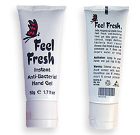 Instant Antibacterial Hand Gel
