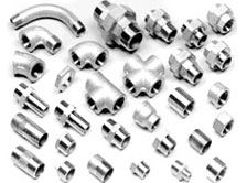 Stainless Steel Forged Fittings & Outlets