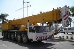Heavy Duty Hydraulic Cranes