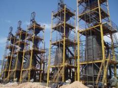 Biomass / Coal Gasifier