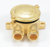 Waterproof Brass Junction Box