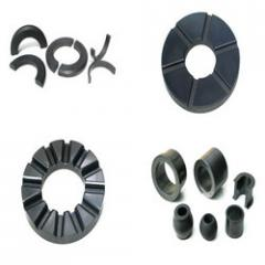 Carbon Rings and Bearings