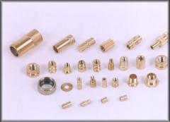 Brass inserts