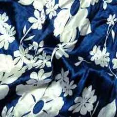 Brocket nylon fabric