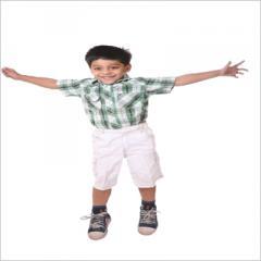 Boy's Woven Casual