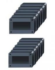 Rectangular Transformer Laminations