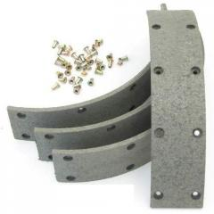 Automobile Brake Shoe Linings