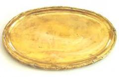 Brass Serving Tray