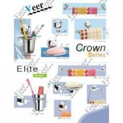 Crown & Elite Series Bathroom Set