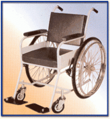 General Wheel Chair Non Folding