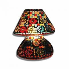 Decorated Glass Lamps