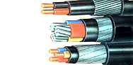 Armoured Cables With Copper / Aluminium Conductors
