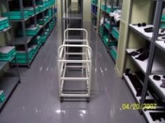 Industrial And Construction Epoxies